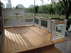 Deck Building Wooden Decks And Patio S