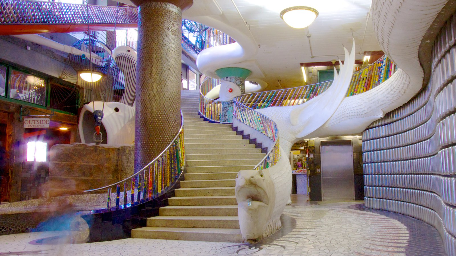 320ec5957 City Museum a must see in St Louis